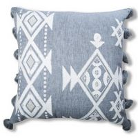 Cloud9 Design IRIS02J-IVAQ (22x22) Iris Decorative Pillow