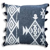 Cloud9 Design IRIS02J-IVNY (22x22) Iris Decorative Pillow