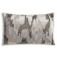 Cloud9 Design JADE04C-GY (14x20) Jade Decorative Pillow