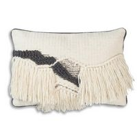 Cloud9 Design KOA01C-IVGY (14x20) Koa Decorative Pillow