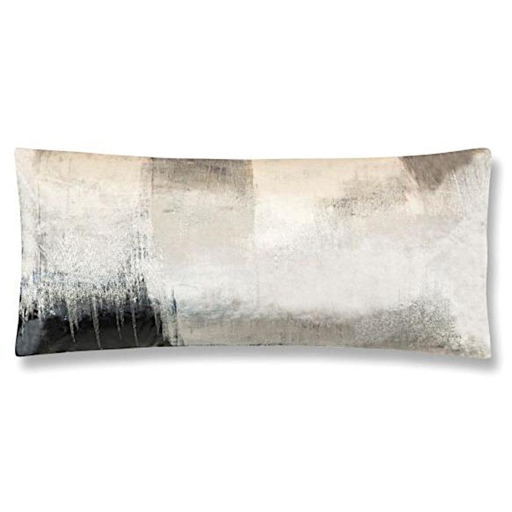 Cloud10 Design Lapis Grey Charcoal Decorative Pillows