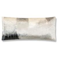 Cloud9 Design Lapis Grey Charcoal Decorative Pillows