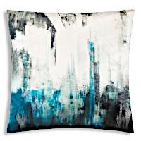 Cloud9 Design Lapis Multi-Color Decorative Pillow