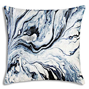 Cloud9 Design Lapis Decorative Pillows