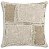 Cloud9 Design MILO01J-WH Decorative Pillow
