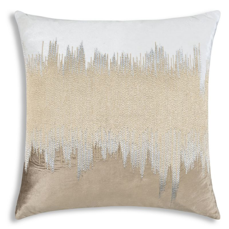 Cloud9 Design Mira MIRA03J-IVBG Decorative Pillow