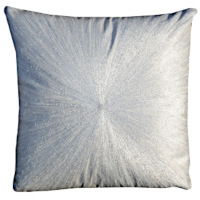 Decorative pillows in different linen colors with zari embroidery.