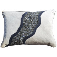 Cloud9 Design 13046C-CHL (14x20) Rezar Decorative Pillow