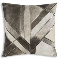 Cloud9 Design THEO01J-GY (22x22) Theo Decorative Pillow