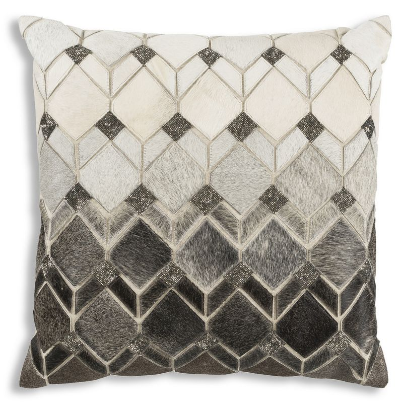 Cloud9 Design THEO02J-GY (22x22) Theo Decorative Pillow