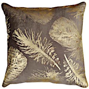 Cloud9 Design Tsavo Metal Decorative Pillows
