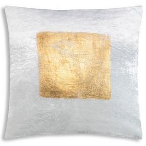 Cloud9 Design Verona VERONA02A-AQGD (20x20) Decorative Pillow