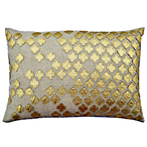 Cloud9 Design Verona VERONA03C-GD (14x20) Decorative Pillow