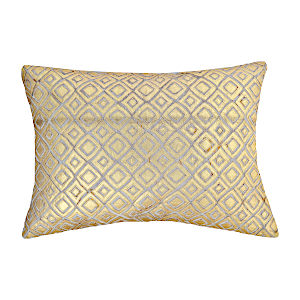 Cloud9 Design Verona VERONA06C-GD  (14x20) Decorative Pillow