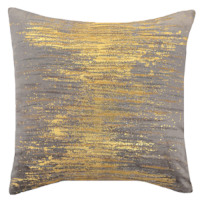 Choose your favorite gold embellished decorative pillow from many different designs.