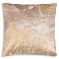 Cloud9 Design ZEN Series Gold and Silver Decorative Pillows