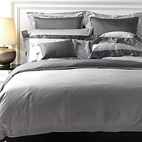 Cottimaryanne Fusion is a luxurious Egyptian cotton sateen with a generous 450 thread count available in all Visconti colors.