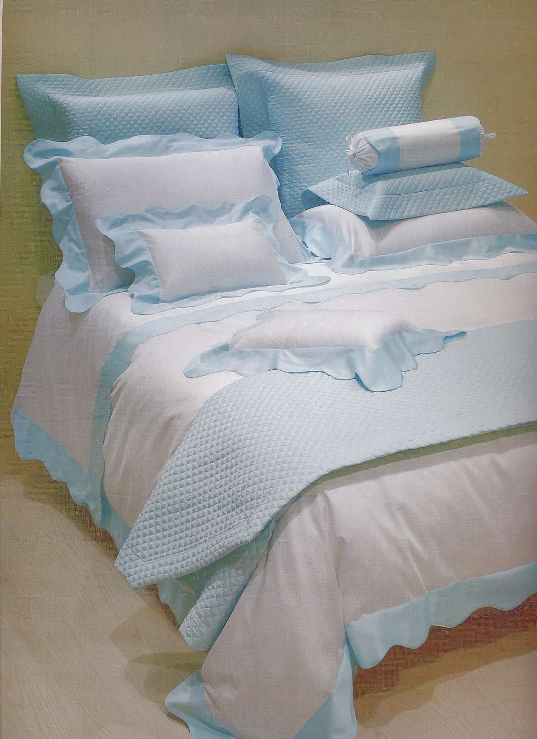 Cottimaryanne Bedding Jackie Collection Swatch Book