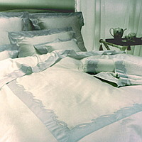 Cottimaryanne Bedding Mary Collection includes Duvet Cover, Sheet Sets, Pillowcases, Sham, Towels and Coverlets.