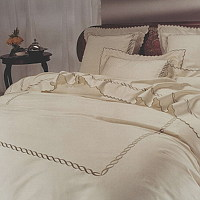 Cottimaryanne Bedding Torcione Embroidered Bedding