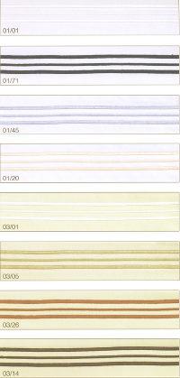 Cottimaryanne Tre Righe Fabric Sample.