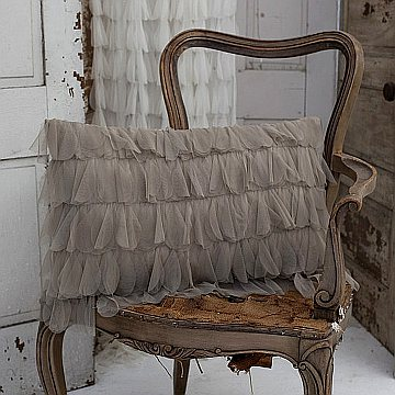 Couture Dreams Chichi Decorative Pillow.