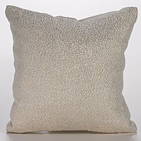 Couture Dreams Chichi Shimmer Decorative Pillow adds a little sparkle of gold and silver to any room.