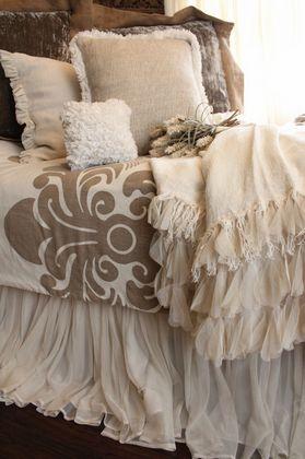 Couture Dreams Enchantique Duvet Cover