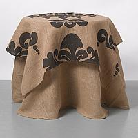 Couture Dreams Enchantique Jute Table Topper