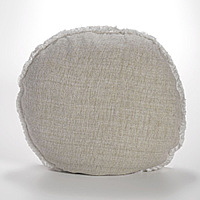 Couture Dreams Heavenly Silk Decorative Pillow is the perfect staple to a bed or decorating a room.