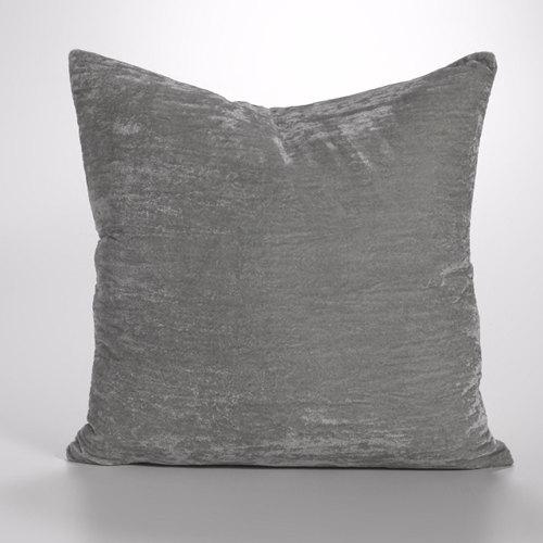 Couture Dreams Luscious Decorative Pillow - Platinum.