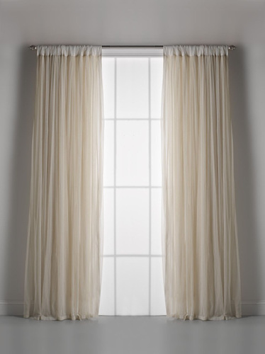 Couture Dreams Whisper Window Curtain