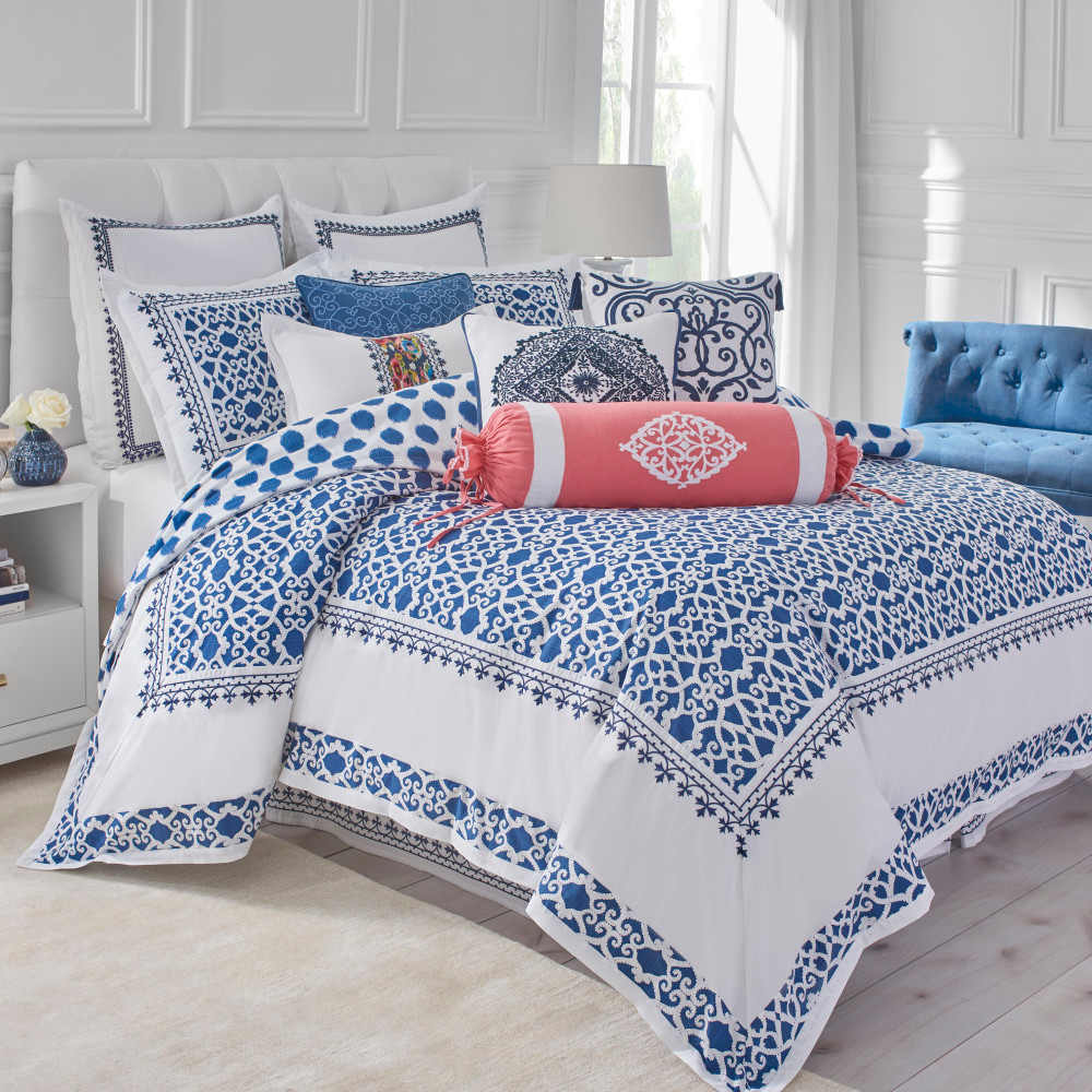 Uuu Dena Atelier Indigo Dream Bedding
