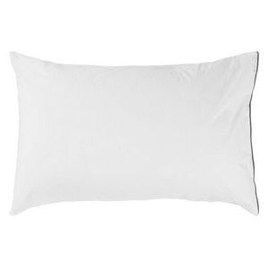 Designers Guild Astor Charcoal and Dove Pillowcase