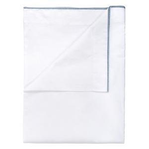 Designers Guild Astor Indigo Flat Sheet