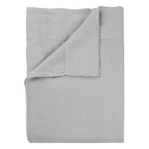 Designers Guild Biella Pale Grey & Dove Fitted Sheet