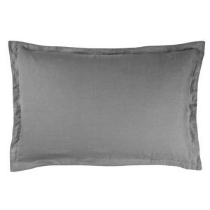 Designers Guild Biella Pale Grey & Dove Pillow Sham