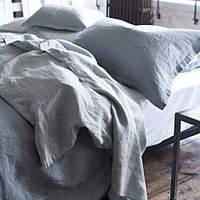 Designers Guild Biella Pale Grey & Dove Bedding