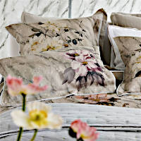 Designers Guild Carrara Fiore Cameo Bed Linen