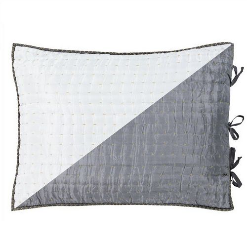 Designers Guild Chenevard Chalk & Graphite Pillow Sham