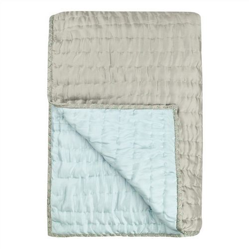Designers Guild Chenevard Pebble & Duck Egg Quilts & Shams