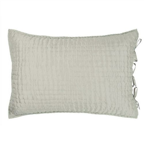 Designers Guild Chenevard Pebble & Duck Egg Pillow Sham