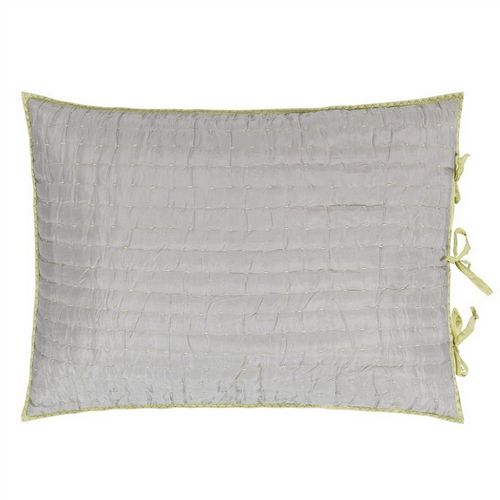 Designers Guild Chenevard Silver & Willow Pillow Sham