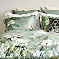 Designers Guild Kiyosumi Celadon Bedding
