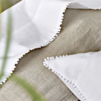 Designers Guild Ludlow Bianco Bedding