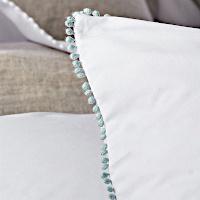 Designers Guild Ludlow Duck Egg Bedding