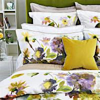 Designers Guild Palace Flower Birch Bedding