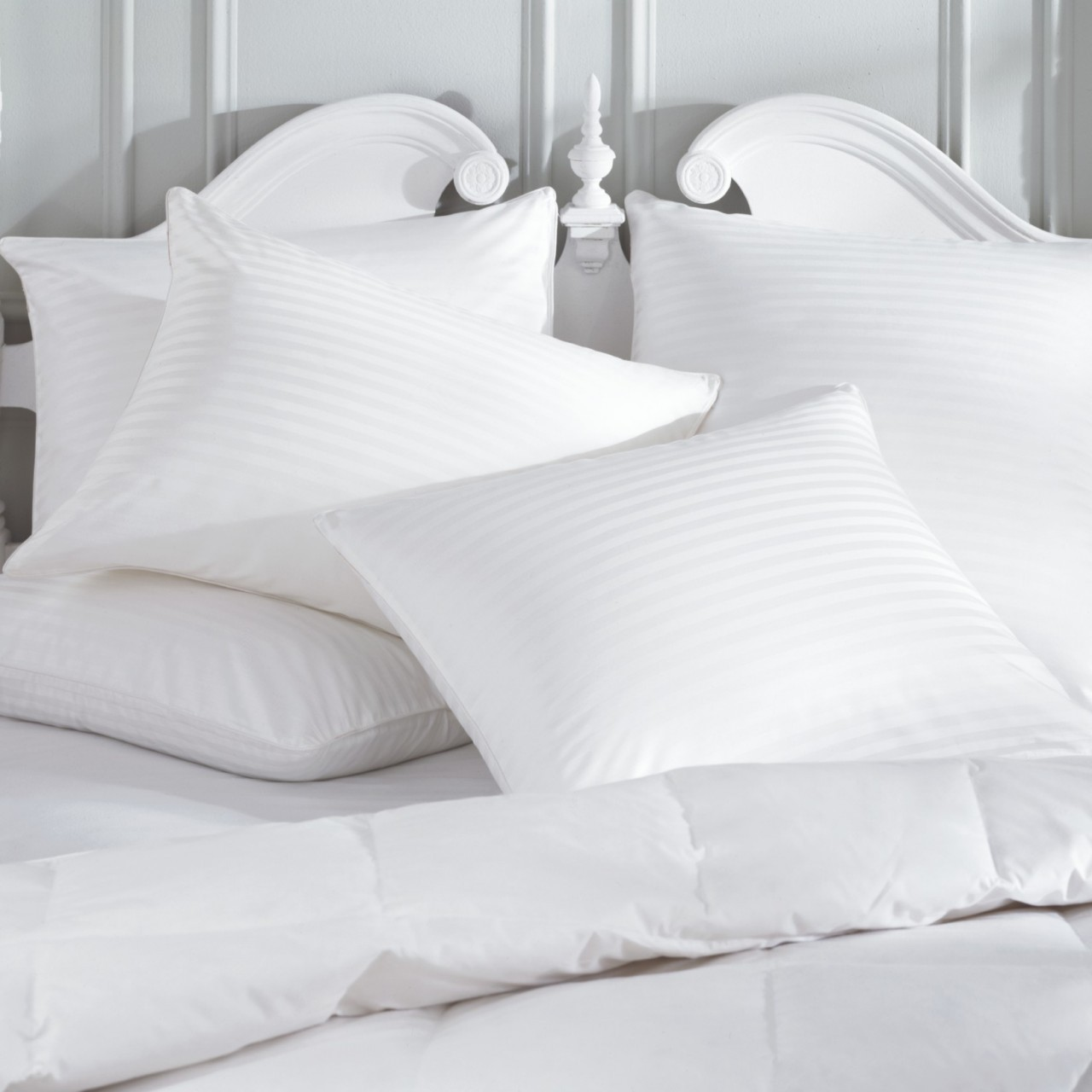 downright pillow protector damask 400tc