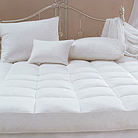 Downright featherbeds are an example of commitment to quality.