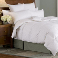 Nature's best - the shell of this comforter combines GOTS certified organic cotton grown from non-genetically engineered seedand without toxic pesticides and synthetic fertilizers, and Tencel Lyocelll.